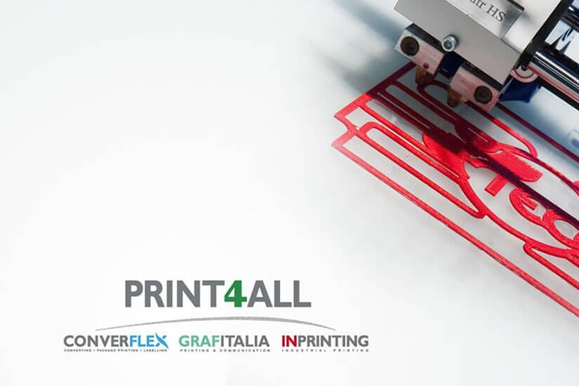 Print4All Conference. L'industria della stampa a Milano