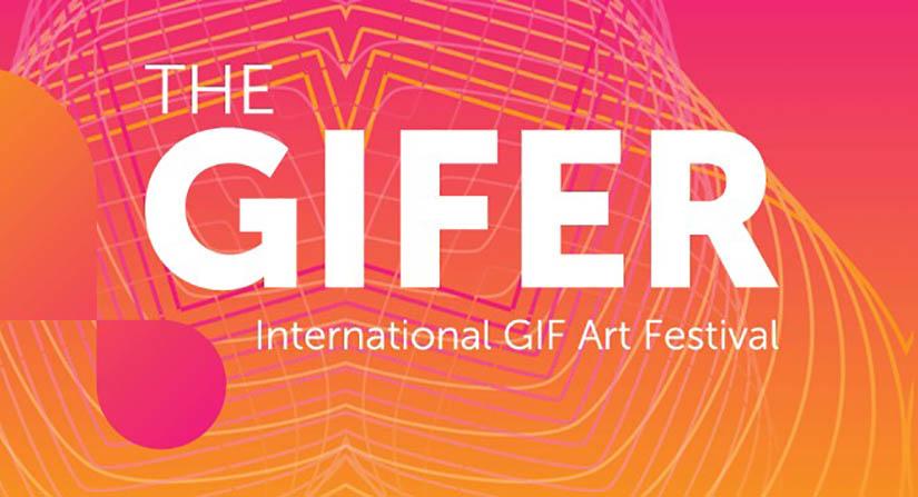 Logo TheGifer: GIF art in mostra a Torino