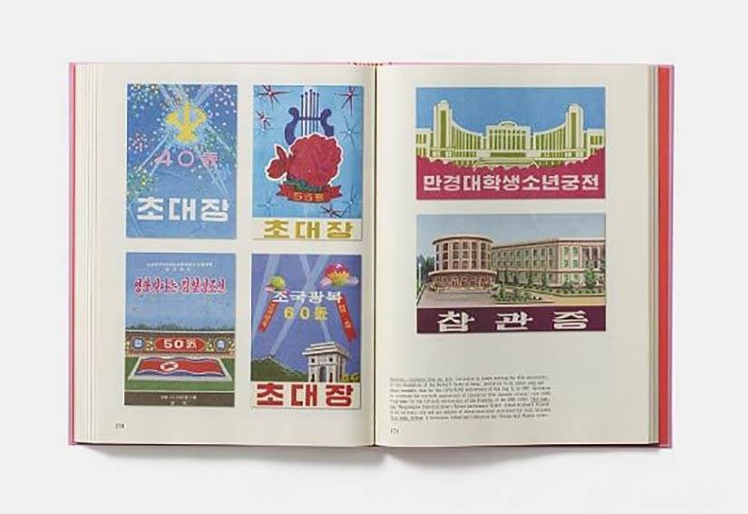 La grafica in Corea del nord: un libro ne svela i segreti