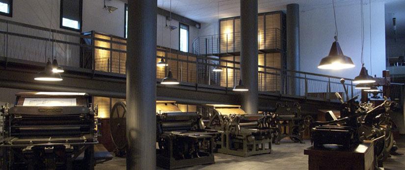 Tipoteca: il museo della tipografia e del carattere di Cornuda.