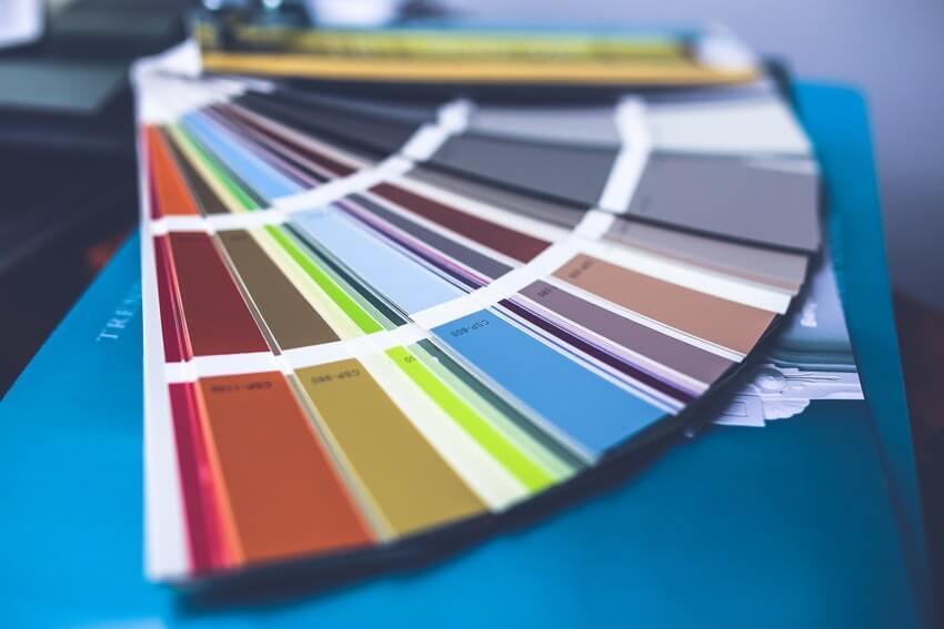 Palette colori per grafici: 7 strumenti utili