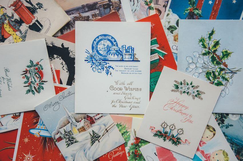 Frasi su cartoline per auguri di Natale