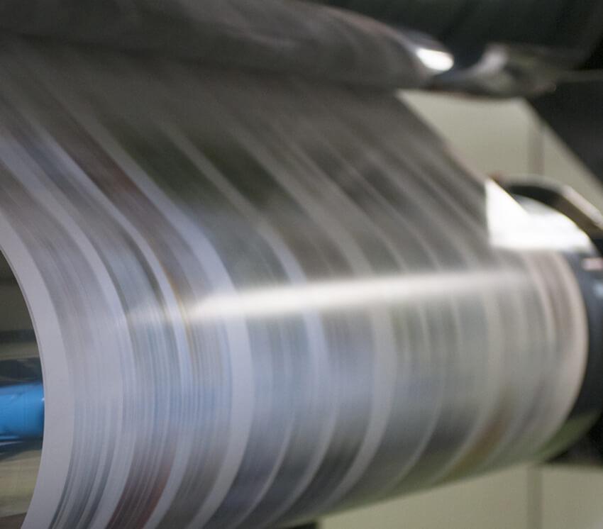 Stampa rotativa: cos'è e come funziona