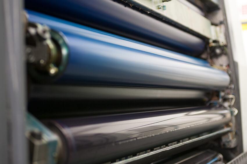 Che cos'è la stampa offset e come funziona