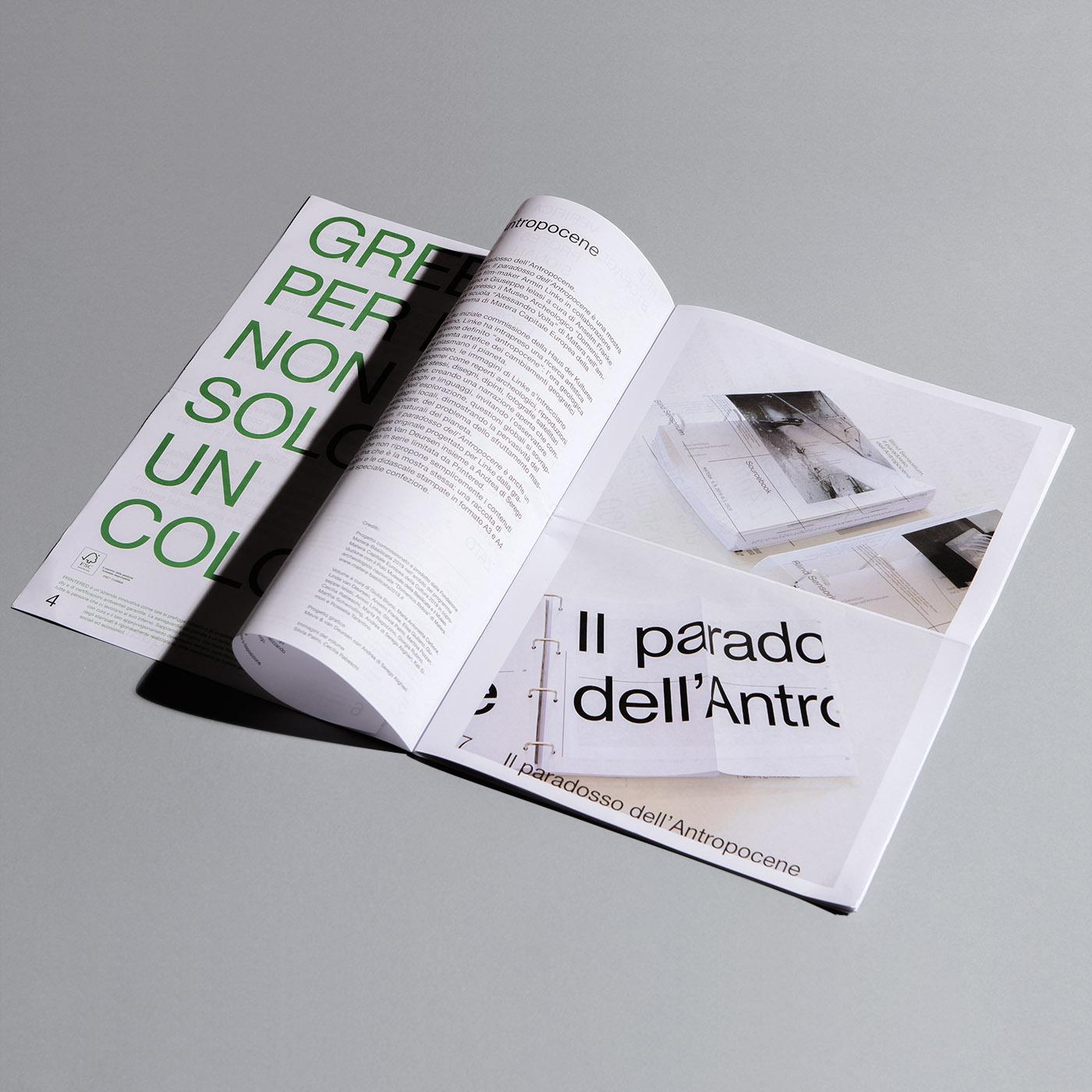 Magazine Printered