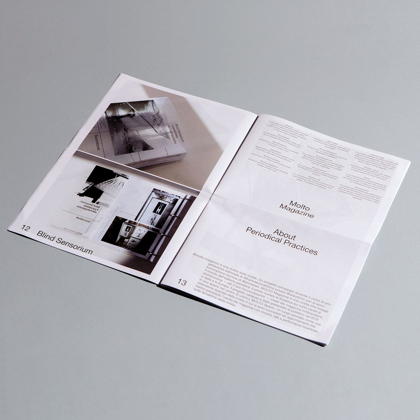 Molto Magazine