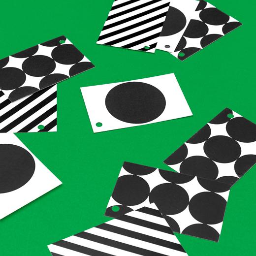 Cartellini in carta
