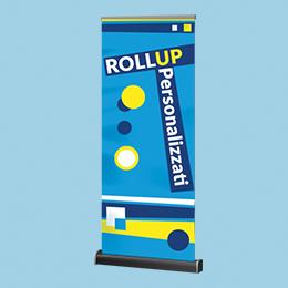 Roll up in promozione