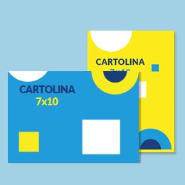 Cartoline e inviti in promozione