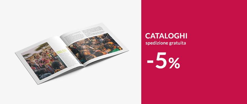 Stampa Brossura fresata in promozione